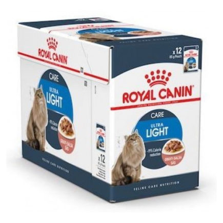 Royal Canin Kitten Instinctive Gravy Cat Pouches 85g