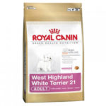 Royal Canin West Highland White Terrier Adult 21 Dry Dog Food