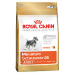 Royal Canin Miniature Schnauzer Adult 25 Dry Dog Food