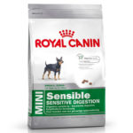 Royal Canin Mini Sensible Digestive 30 Dry Dog Food, 1kg