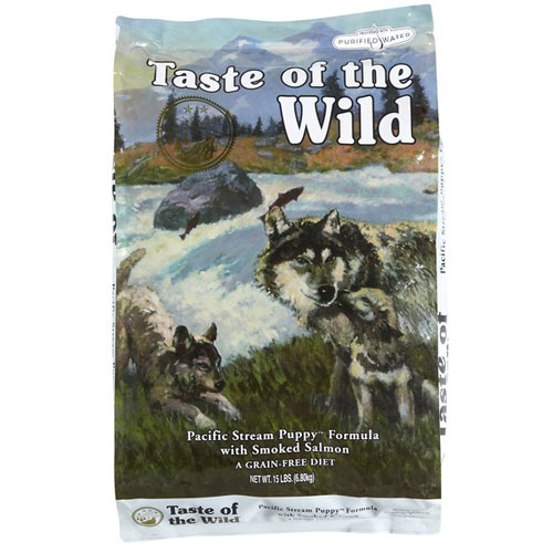 Taste of the Wild Pacific Stream Dry Puppy Food Singapore