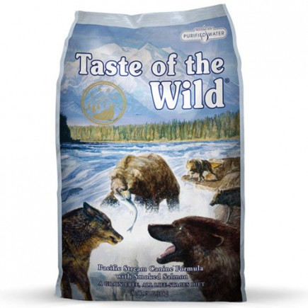 Taste of the Wild Pacific Stream Canine Dry Dog Food