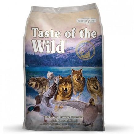Taste Of The Wild Wetlands Canine Dry Dog Food