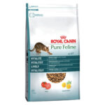 Royal Canin Pure Feline Vitality No. 3 Dry Cat Food, 1.5kg