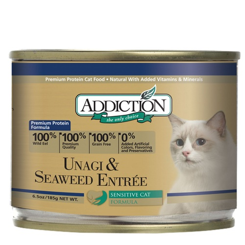 Addiction Canned Cat Food