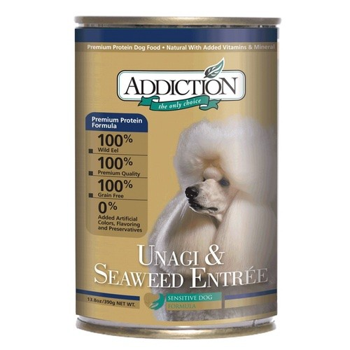 Novel Protein Canned Dog Food