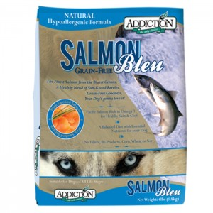 Addiction Salmon Bleu Dry Dog Food
