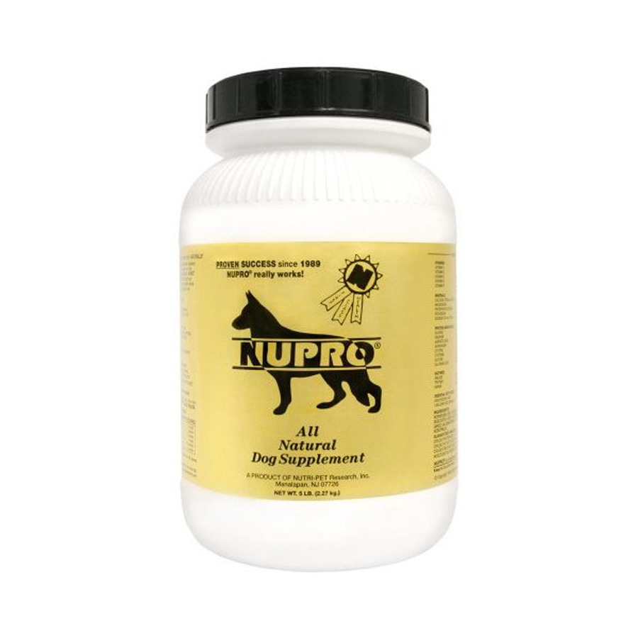 Nupro Dog Supplement Reviews, Instructions, and Side Effects