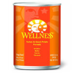 Wellness Complete Health - Turkey and Sweet Potato Canned Dog Food