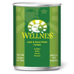 Wellness Complete Health - Lamb and Sweet Potato Canned Dog Food