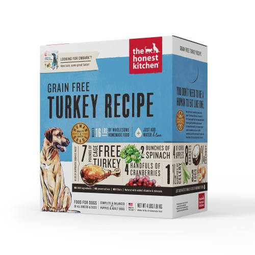 Honest Kitchen Embark: Honest Kitchen Embark Grain-Free Dehydrated Dog Food