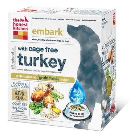 Honest Kitchen Embark Dehydrated Dog Food