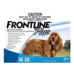 Frontline Plus: Flea and Tick Spot On for Medium Dogs (10-20kg)