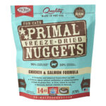 Primal Chicken & Salmon Freeze-Dried Cat Food, 14oz