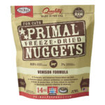 Primal Venison Freeze-Dried Cat Food, 14oz