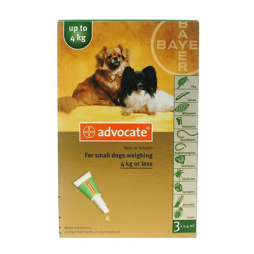 Advocate Dogs  Kg Review
