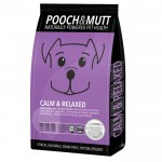 Pooch and Mutt Calm & Relaxed Grain Free Dry Dog Food