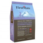 FirstMate Grain Free Chicken with Blueberries Dry Cat Food