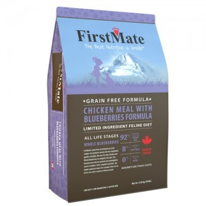 Firstmate- Grain Free Chicken with Blueberries Dry Cat Food
