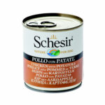 Schesir - Chicken with Potatoes Canned Dog Food