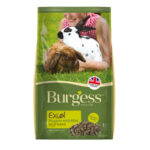 Burgess Nuggets with Mint Adult Rabbit Food