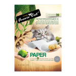 Fussie Cat Natural Unscented Paper Litter