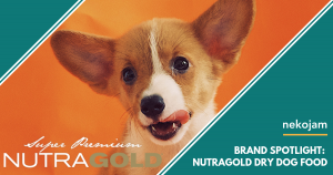 Brand Spotlight NutraGold Dry Dog Food Singapore featured image