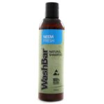 WashBar Neem Fresh 100% Natural Shampoo