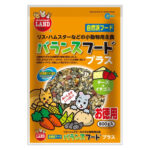 Marukan Natural Hamster Food with Cheese and Strawberry