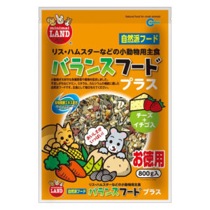ML03 Marukan- Natural Food with Cheese and Strawberry 400g (MR814)
