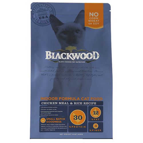 Blackwood indoor chicken meal and rice adult dry cat food indoor cat chicken meal rice recipe forumfinder Choice Image