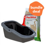 Pee Wee EcoMinor Litter Bin Starter Kit