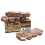 Big Dog Salmon (Fish) Frozen Raw Dog Food