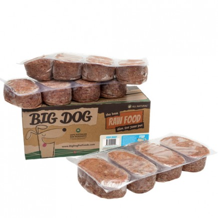 Frozen dog food singapore online pet store for Raw fish for dogs