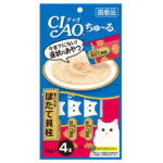 Ciao Churu Tuna & Scallop Liquid Cat Treats