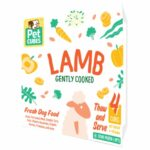 Pet Cubes Complete Lamb Frozen Cooked Dog Food