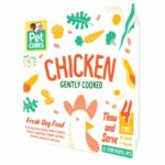 Pet Cubes Complete Chicken Frozen Cooked Dog Food