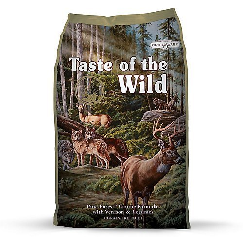 Taste Of The Wild Dog Food Made In Usa