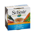Schesir - Fish Soup Canned Dog Food