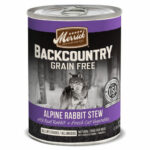 Merrick - Hearty Alpine Rabbit Stew Canned Dog Food