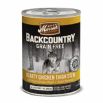 Merrick - Hearty Chicken Thigh Stew Canned Dog Food