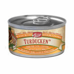 Merrick - Shredded Turducken Canned Cat Food, 156g, Case of 24