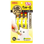 Ciao Grilled Tuna & Bonito Liquid Cat Treats