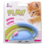 Hagen Catit Cat Love Play Speedy Mouse (Blue)
