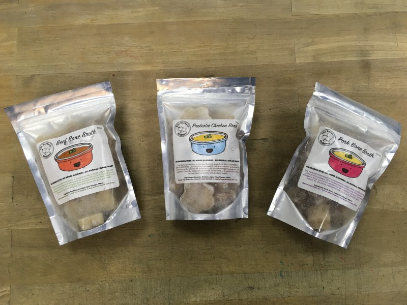 home made bone broths for cats and dogs The Barkery Singapore Bone Broths