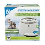 Hagen Catit Fresh and Clear Fountain Stainless Steel