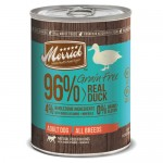Merrick - 96% Real Duck Canned Dog Food
