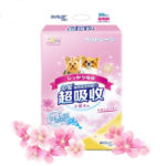 Honey Care Floral Scented Pee Pads