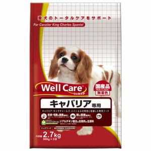 Well Care Cavalier King Charles Spaniel Dry Dog Food