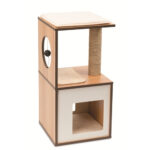 Hagen Catit Vesper Small V-Box in Walnut